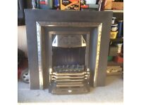 Fireplace Insert and Coal Effect Electric Fire