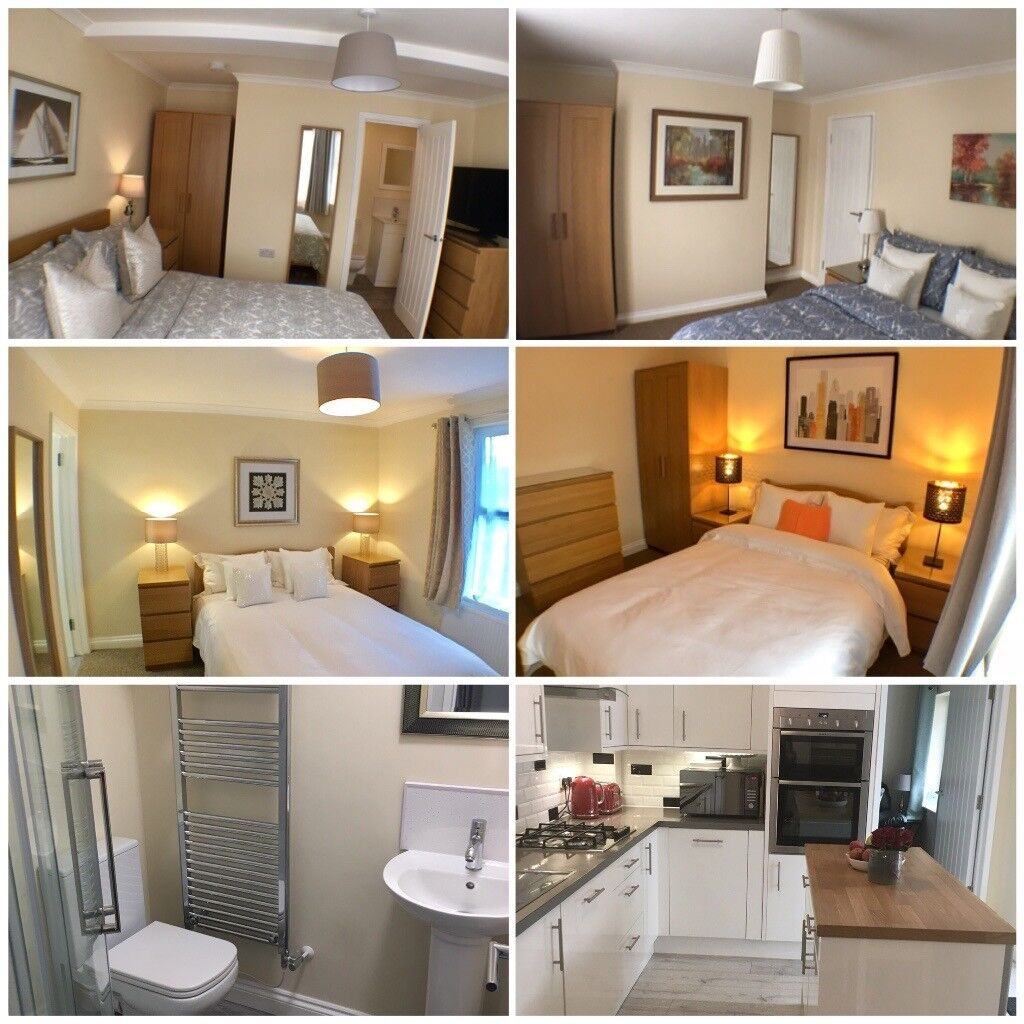 Brand new en-suite room to let in a beautiful house - from £650/pm