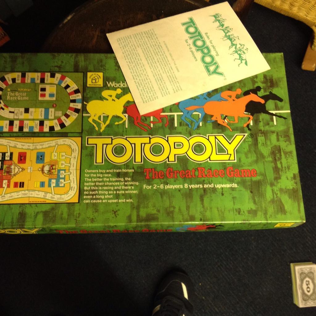 Board GameTOTOPOLY