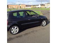 Renault Clio dynamique 1.2 £595 ono