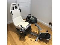 PlaySeat Evolution White Gaming Chair
