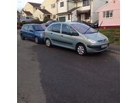 Citroen xsara picasso MOT till end of July