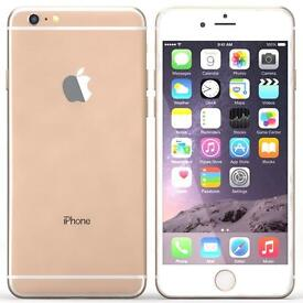 FAULTY GOLD IPHONE 6 FOR SALE!