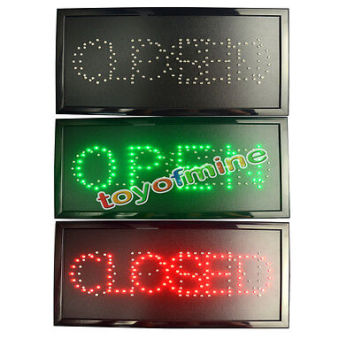 Very Bright Led Business Openclosed Sign With Onoff Switch