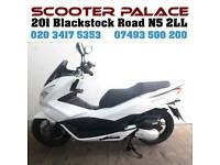 Honda PCX 2016 125cc excellent condition (WE HAVE FORZA PS SH VISON NMAX XMAX)
