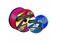 STINGER S16YEL5 - 16g YELLOW POWER/EARTH CABLE - 500 ft DRUM