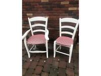 Kitchen chairs x 6