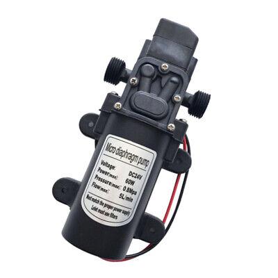 Micro Diaphragm Self Priming Pump Portable Lawn Sprinkling Pump5lmin D