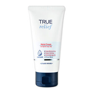 Etude-House-True-Relief-Moist-Cream-80ml-Tube-Type-Korea-cosmetics