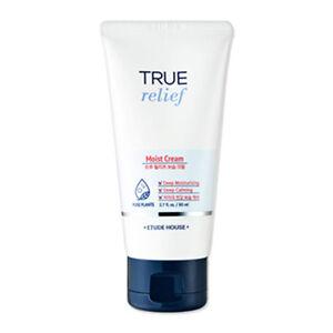 Etude-House-True-Relief-Moist-Cream-80ml-Tube-Type-Korea-cosmetics