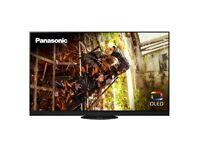 "Panasonic TX55HZ1500B 55"" 4K HDR Smart OLED TV Built in Dolby Atmos Surround Sound Speaker System"