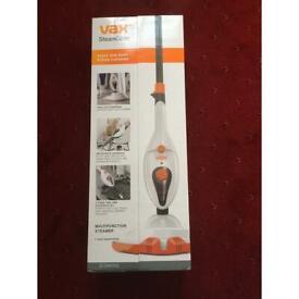 Vax Steam Glide SCSMV1SG New in box with attachments