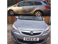 Excellent Condition, 2012 Estate Vauxhall Astra