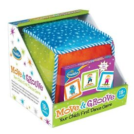 ThinkFun Move and Groove PreSchool Game **new unused ex stock**
