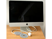 """APPLE IMAC 21.5"""" MID 2010 3.2GHZ 1TB HD 8GB RAM COMPUTER ONLY WITH O OFFICE MAC STUDENT"""