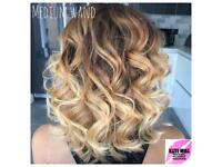 Bouncy blow drys, curls, hair styling - Harlow, Essex, Hertfordshire
