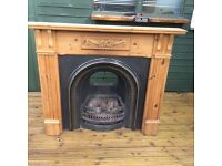 replica fire place