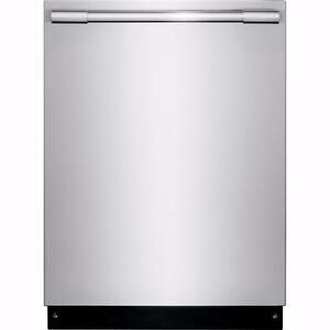 Lave-vaisselle encastrable 24 po, 49 dB avec cuve en acier inoxydable de Frigidaire – Stainless