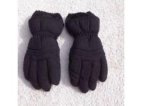 Waterproof motorcycle gloves - Ladies size 4.