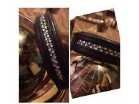 Handmade Swarovski Crystal Dog Collar