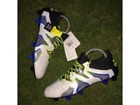 ADIDAS X15.1 SL FG/AG FOOTBALL BOOTS UK7.5 MAGISTA SUPERFLY HYPERVENOM X16 MESSI CR7 NIKE