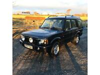 Land Rover Discovery TD5 2004