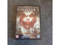 2015 New Horror Sinister 2