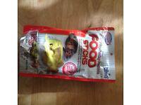 Hikari food sticks 250g for sale