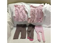 Baby Girl Clothes – 3-6 months – Bundle 12 – Good condition