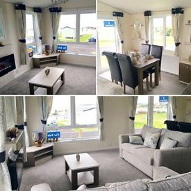 BRAND NEW LODGE FOR SALE AT SANDY BAY HOLIDAY PARK - 2017 SITE FEES INCLUDED - FINANCE AVAILABLE