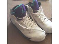 Nike Air Jordan (grape edition, RARE) UK6