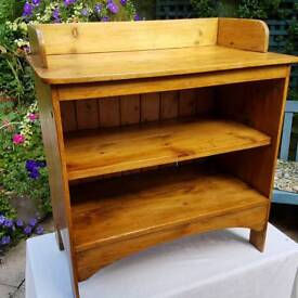 Old Pine Wash Stand