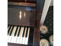 Piano in need of tlc