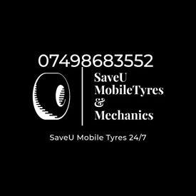 SaveU Mobile Tyres