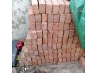For sale 300 house bricks surplus to requirements