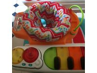 Fisher Price 4-in-1 Step 'n Play Piano Activity Centre