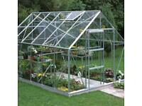 Looking for a greenhouse and a shed