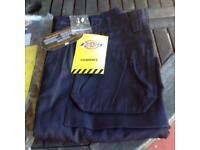 Dickies heavy weight work trousers