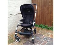 Bugaboo Bee and maxi-Cosi car seat