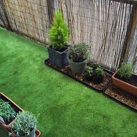 Artificial grass 4m x 1.5m 40mm luxury pile