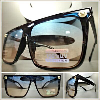 Männer oder Frauen Klassisch Luxus Moderne Shield Stil Sonnenbrille Ombre Linse