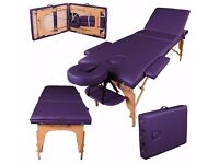 Massage Couch for Sale - Only used twice - Perfect condition!!