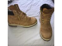Timberland boots size 8