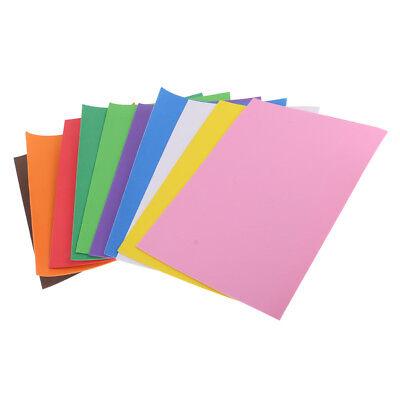latten Papierblätter A4 Papier Basteln Kinder DIY Foam (Farbe Papier Platten)