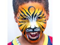 Face Painter & Glitter Tattoos for any event ( face painting, facepainting) Fully insured