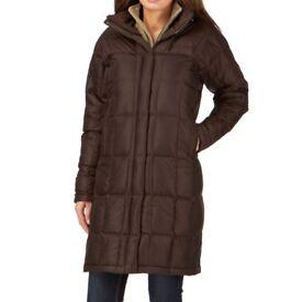 Women's North Face Metropolis Parka Coat (X Small)