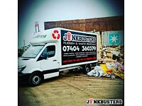 Junkbusters Rubbish removals waste office house garden garage