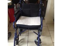 Wheelchair and Walker for sale