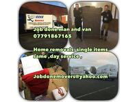 Job done man and van ( removals )