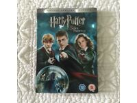 """Two Disc Special edition of """"Harry Potter and the Order of the Phoenix"""" DVD"""
